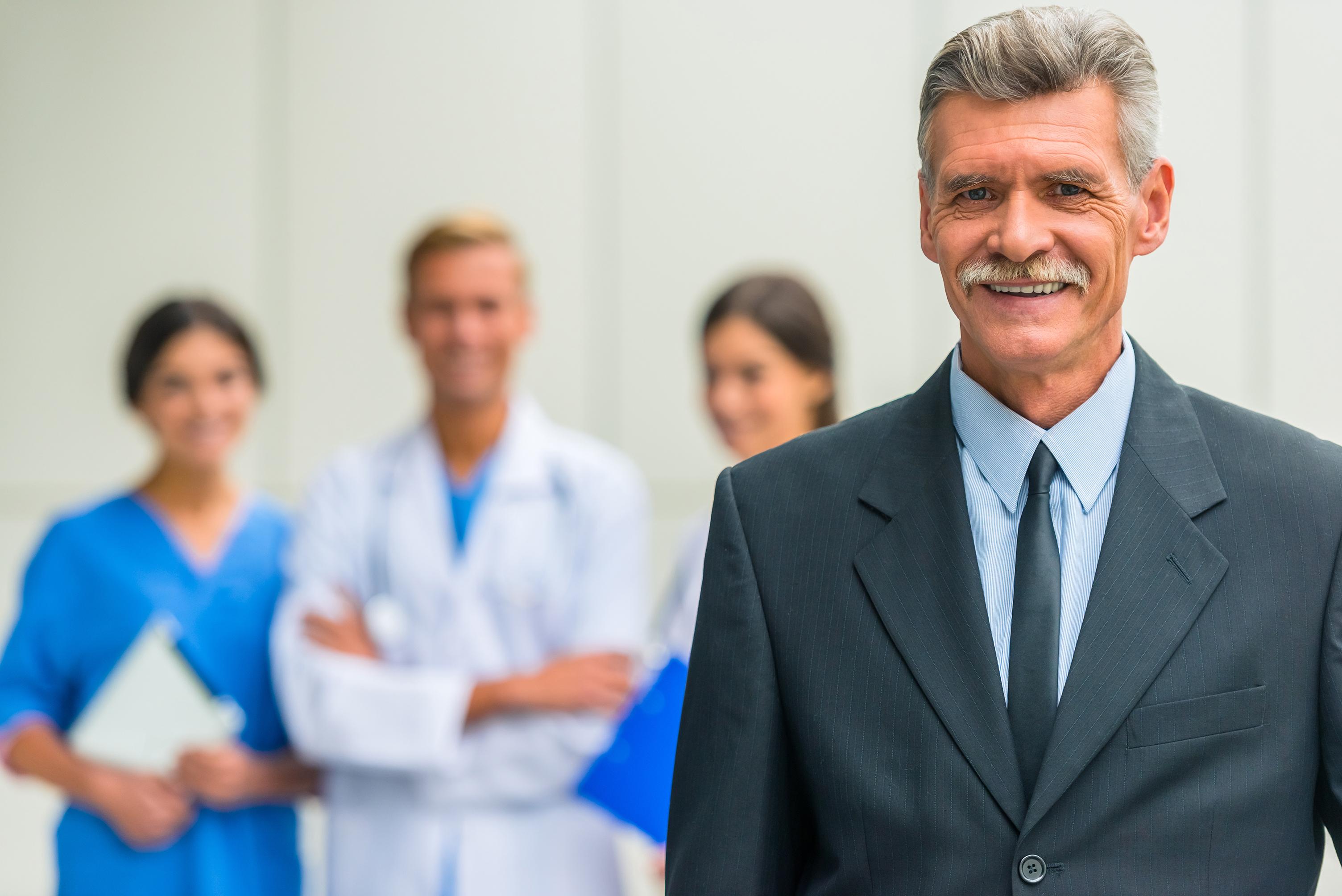 Healthcare Administrators