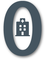 Healthcare facilities icon